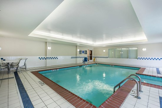 Indoor Pool Picture Of Best Western Plus Nashville Airport