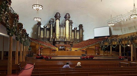 Lake Interior City Temple Mormon Salt