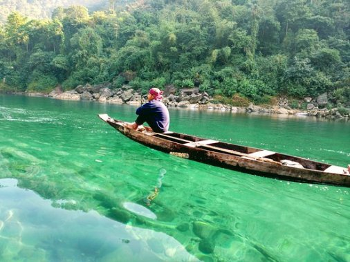 Hidden gem of North East - Reviews, Photos - Dawki River - Tripadvisor
