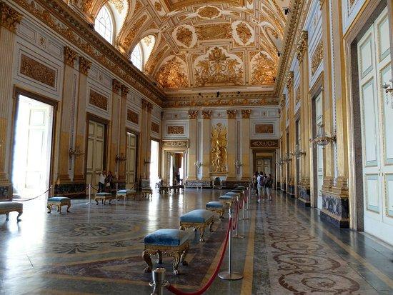 Sala del trono Reggia di Caserta  Foto di Reggia di Caserta Caserta  TripAdvisor