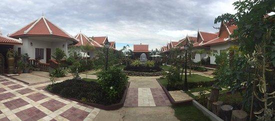 Entrance Gate Picture Of Ravorn Villa Boutique Resort