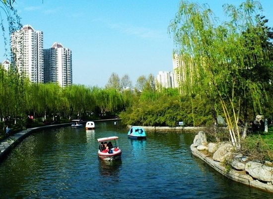 Shangri La Hotel Xian Cina Review Hotel Perbandingan