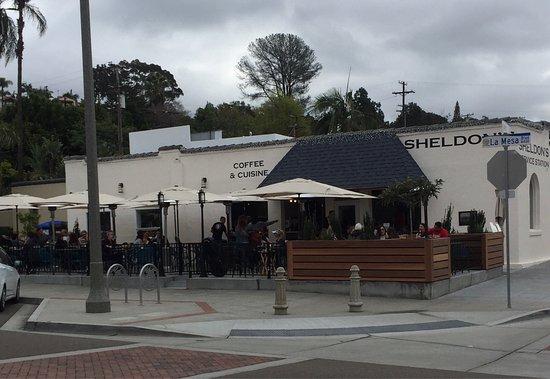 SHELDON'S SERVICE STATION, La Mesa - Restaurant Reviews, Photos & Phone Number - Tripadvisor