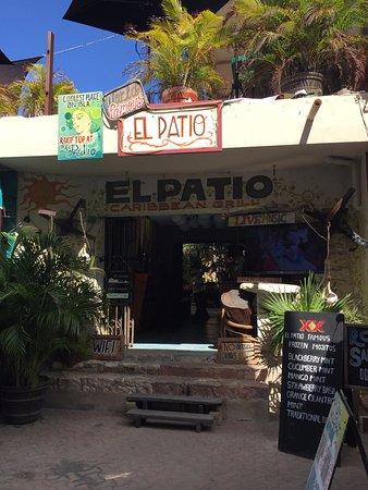 El Patio is located on Hidalgo  Picture of El Patio House