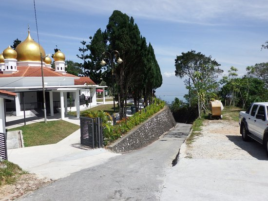 Masjid Bukit Bendera Penang Hill Mosque Pulau Penang
