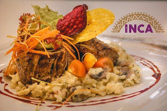 Cocina Fusion Peruana Japonesa