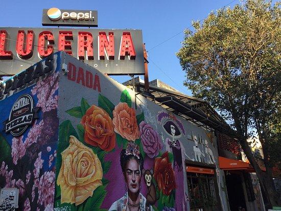 photo0jpg  Picture of Lucerna Comedor Mexico City