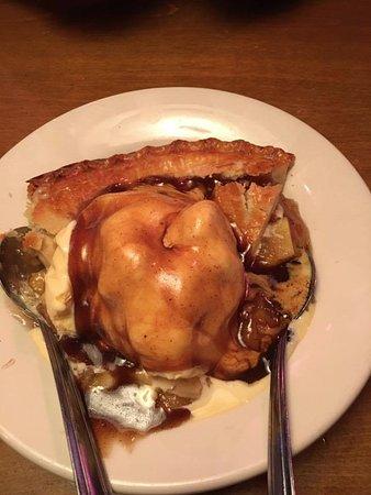 Texas Roadhouse Desserts Granny's Apple Classic : texas, roadhouse, desserts, granny's, apple, classic, Granny's, Apple, Cream:, Fotografía, Texas, Roadhouse,, Bedford, Tripadvisor