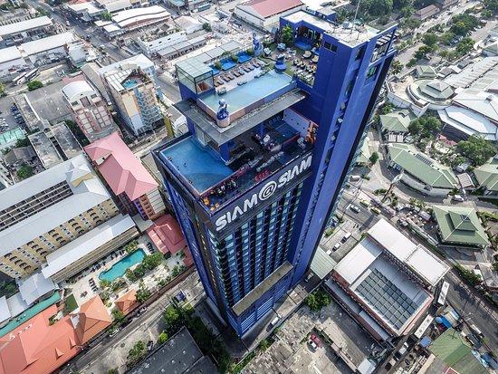 Siam Siam Design Hotel Pattaya Thailand Ulasan