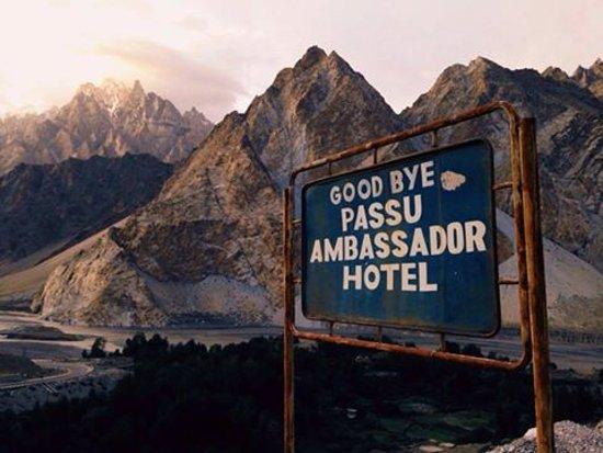 Passu Ambassador Hotel UPDATED 2017 Lodge Reviews Pasu