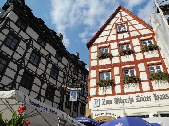 Zum Albrecht Duerer Haus Norimberga  Ristorante Recensioni Numero di Telefono  Foto