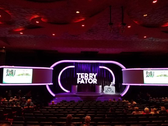 Terry Fator Theater Seating Brokeasshome Com
