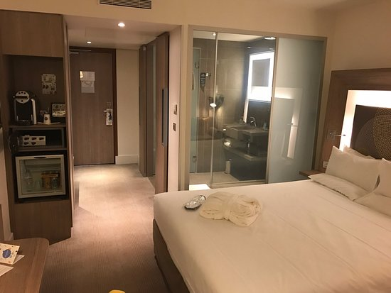 Chambre executive  Picture of Novotel Paris Gare de Lyon Paris  TripAdvisor