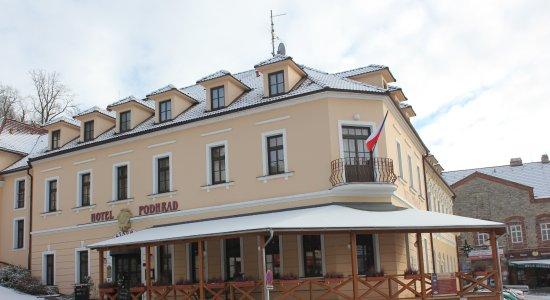 Thb Hotel Podhrad In Hluboka Nad Vltavou