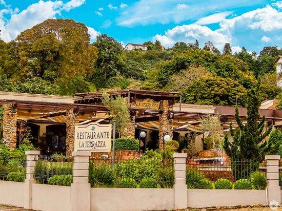 La Terrazza Serra Negra  Comentrios de restaurantes  TripAdvisor