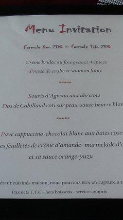 picture of restaurant l invitation