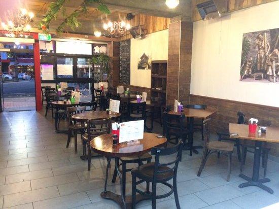 Magic Kitchen Wellington  Menu Prices  Restaurant