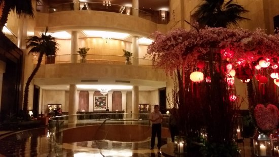 Grand Entrance Picture Of The Ritz Carlton Jakarta Mega