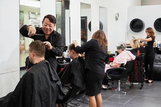 best cuts hair salon