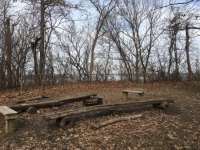 Cannon at entrance. - Picture of Fort Pillow State Park ...