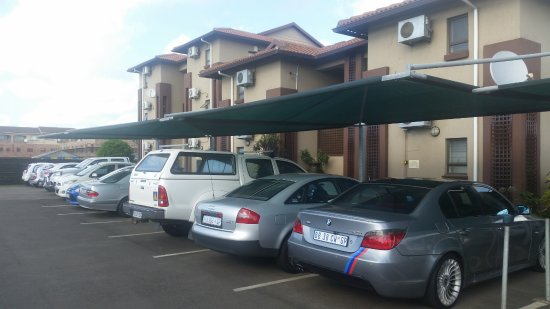 Parking Area Picture Of Seagull Lodge Richards Bay