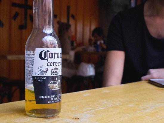cerveza corona picture of