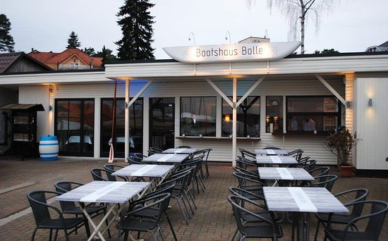Bootshaus Berlin Bootshaus Bolle, Berlin - Wannsee - Restaurant Reviews ...