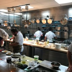 Kitchen Chief Moen Caldwell Faucet From The Chef S Table Picture Of Farm Bluffton Tripadvisor