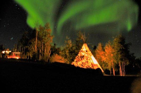 Yellowknife Northwest Territories Northern Lights