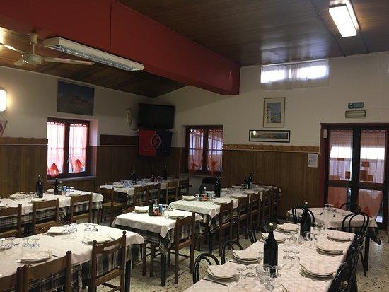 Bar Trattoria La Bocciofila Di Secci Gino Borgaretto