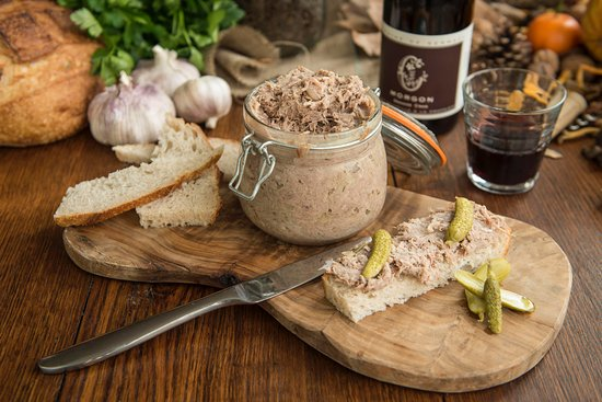 duck rillette serving suggestions