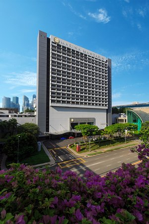 Hotels Near Marina Mandarin Singapore
