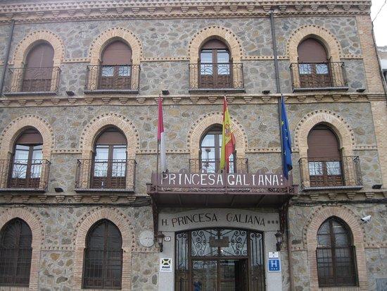 Fachada Exterior Picture Of Hotel Princesa Galiana Toledo