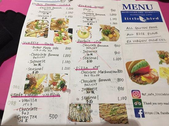 Risultati immagini per gluten free cafe little bird tokyo