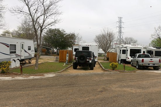 Rv Park Usa Updated 2018 Campground Reviews Comfort Tx