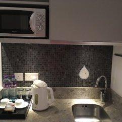 Hotel With Kitchen Hong Kong Valance 开放式小厨房 香港香港盛捷維園公寓酒店的圖片 Tripadvisor 酒店有厨房香港