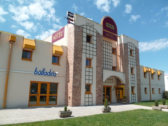 Hotel Balladins Tours Sud Picture Of Hotel Initial By