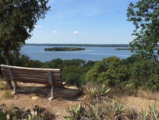 Best trails in eagle mountain lake park, texas. Scenic Walk And Rest Area Eagle Mountain Lake Picture Of Eagle Mountain Park Fort Worth Tripadvisor