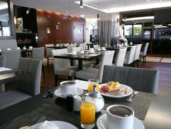 Restaurant Picture Of Turim Saldanha Hotel Lisbon