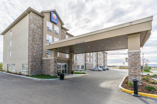 Promo 74 Off Comfort Inn Suites Edmonton International