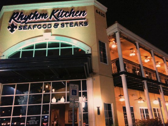 Rhythm Kitchen Seafood  Steaks  Picture of Rhythm