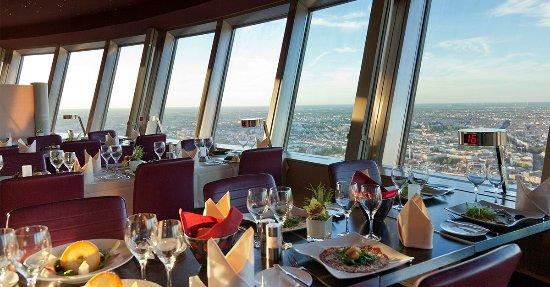 Restaurant Sphere Berlino  Distretto di Mitte