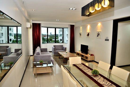 Likas Square Serviced Apartment