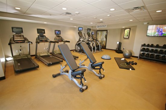 State Of The Art Fitness Center Picture Of Staybridge
