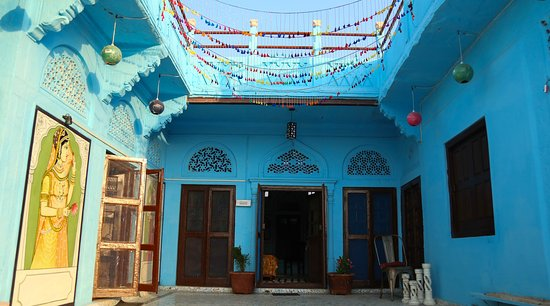 Nice Guest House Review Of Purn Haveli Jodhpur India