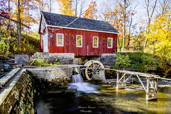 Moring Star Sawmill and Grist Mill Picture of