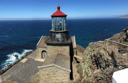 Risultati immagini per Point Sur Lighthouse,