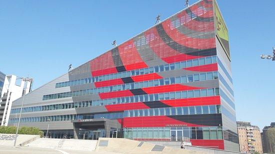 Casa Milan  Picture of Casa Milan Milan  TripAdvisor