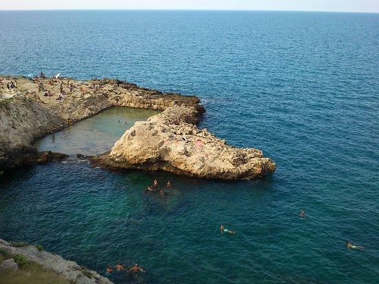 piscine naturali Polignano a Mare  Picture of Puglia Italy  TripAdvisor