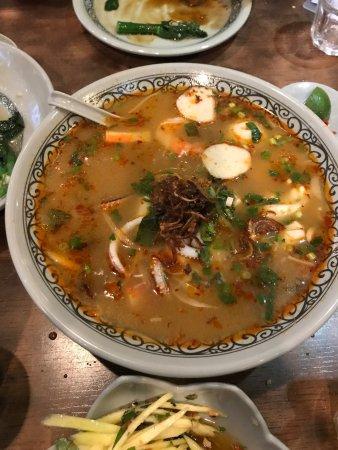Deliciosa comida Vietnamita Thai Malaya Asitica en general  Picture of Tiger Prawn Huifudong Road Guangzhou  TripAdvisor